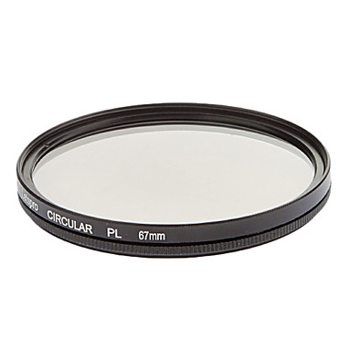CPL polarizare circular 67mm Filtru