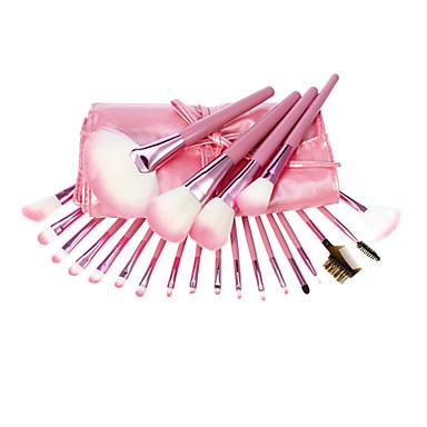 22 Stück Makeup Bürsten Professional Bürsten-Satz- Künstliches Haar / Andere / Kunstfaser Pinsel Große Pinsel / Mittelgroße Pinsel