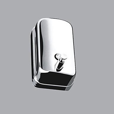 Sıvı Sabunluk Depolama Çağdaş Paslanmaz Çelik 1 parça - Otel banyo