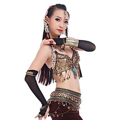 Dans Aksesuarları Mücevher Kadın's Eğitim Metal