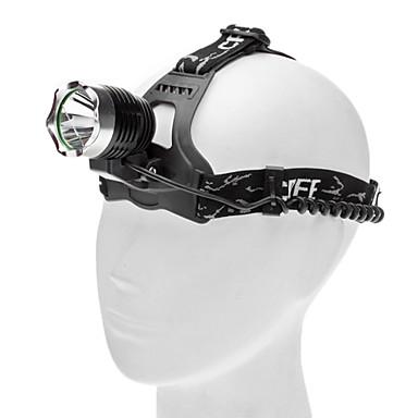 LED Taschenlampen / Stirnlampen LED 200lm 3 Beleuchtungsmodus Camping / Wandern / Erkundungen / Für den täglichen Einsatz / Radsport