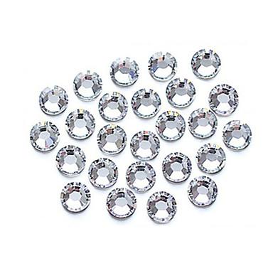 1440 Negle smykker Glitter & Poudre Andre dekorationer Abstrakt Mode Smuk Bryllup Punk Høj kvalitet Daglig