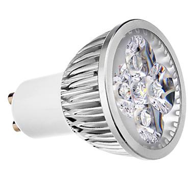 4W 400 lm GU10 LED-kohdevalaisimet 4 ledit Lämmin valkoinen Kylmä valkoinen AC 220-240V
