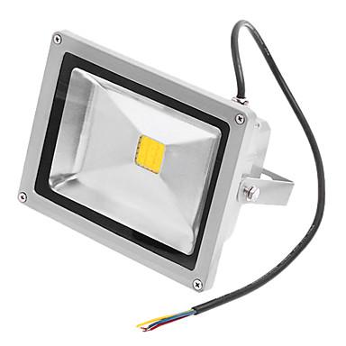 JIAWEN 1pc 20 W 1400 lm 1 LED Boncuklar Entegre LED Su Geçirmez Sıcak Beyaz 220-240 V / 85-265 V