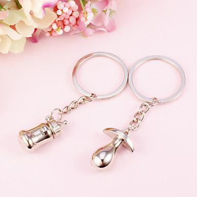 Urlaub Klassisch Schlüsselanhänger Geschenke Material Zinklegierung Schlüsselringe Anderen Schlüsselanhänger - 4 Ganzjährig