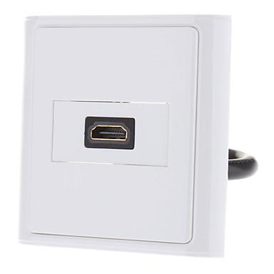HDMI v1.3 ženski spol zidni tipa ploče spojke