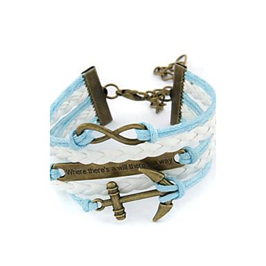 e2a8b7c13 Egyedi Fonott kötél horgony Női karkötő 879785 2018 – $2.99