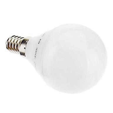 320 lm E14 LED Globe Bulbs 26 leds SMD 3022 Warm White AC 220-240V