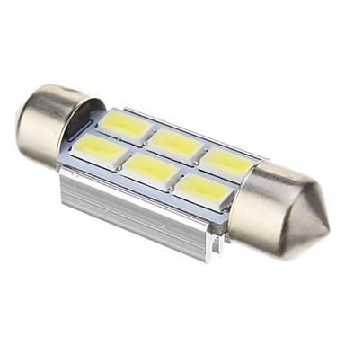 Festoon Automobil Žarulje W SMD 5730 140 lm Svjetla u unutrašnjosti