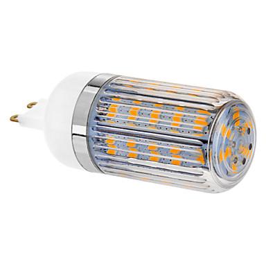 3.5w g9 lumini de porumb condus 36 smd 5730 220-280lm alb cald ac 220-240 v