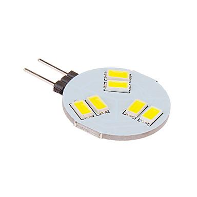 3W G4 LED bodovky 6 SMD 5630 260 lm Chladná bílá DC 12 V