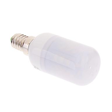 e14 3w led kukuřičné světlo t 24 smd 5630 300-350 lm studená bílá ac 220-240 v