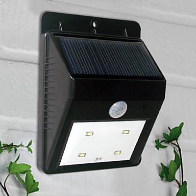 1pc Wandleuchte / Gartenleuchte 4 LED-Perlen Hochleistungs - LED Dekorativ Kühles Weiß