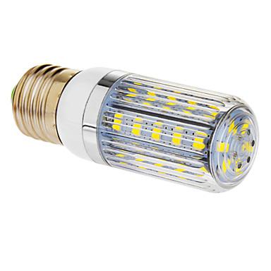 E26/E27 LED-kolbepærer T 36 leds SMD 5730 Kold hvid 350lm 6000-6500K Vekselstrøm 220-240V