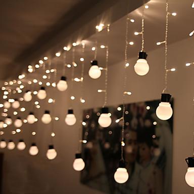 1,5 Открытый Водонепроницаемый Светодиодный свет шнура Свет Рождества