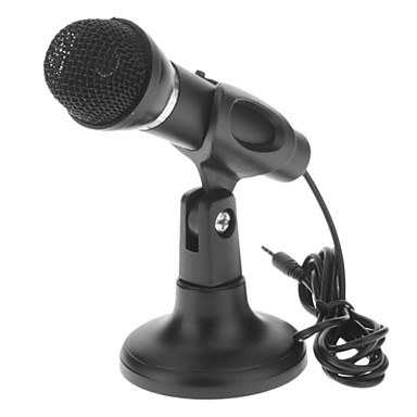 cheap Microphones-LX-M30 High Quality Multimedia Microphone For Net KTV,Computer,PC