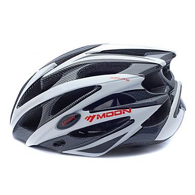 MOON Bike Helmet CE Cycling 25 Vents Mountain Half Shell PC EPS Mountain Cycling Road Cycling Cycling