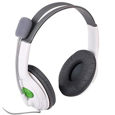 Audio and Video Headphones - Xbox 360 Wired
