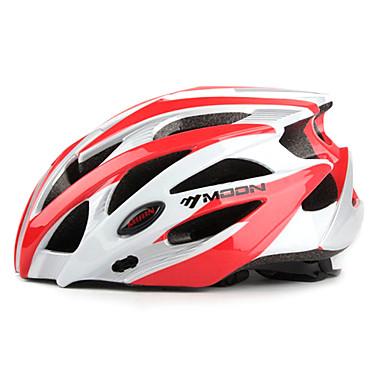 MOON Bike Helmet 21 Vents CE Certified Cycling Half Shell PC EPS Road Cycling Recreational Cycling Cycling / Bike Mountain Bike/MTB