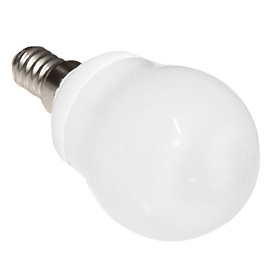 Buy G45 E14 6W 350LM 2700K CRI>80 Warm White Light CFL Globe Bulb (220-240V)