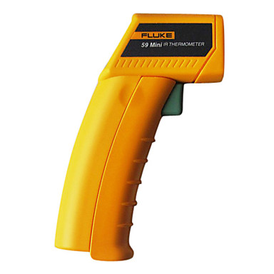 Fluke 59 Handheld Laser IR Infrared Thermometer Gun Temperature
