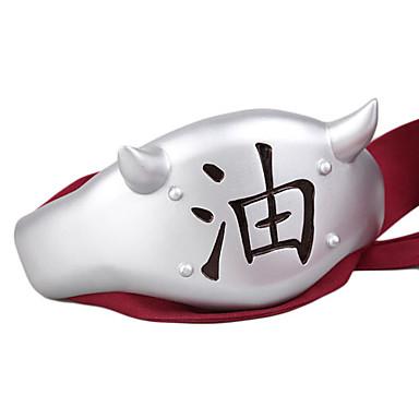 Bijuterii Accesoriu de Păr Inspirat de Naruto Jiraiya Anime Accesorii Cosplay Cordeluțe Reșină Material Uniformă Bărbați