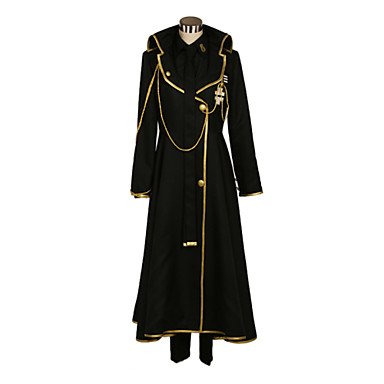 Inspired by Devil Survivor Yamato Hotsuin Video Game Cosplay Costumes Cosplay Suits Patchwork Coat / Shirt / Pants