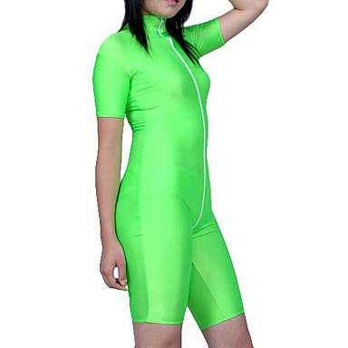 Zentai Anzüge Ninja Zentai Kostüme Cosplay Kostüme Solide Gymnastikanzug / Einteiler Catsuit Zentai Kostüme Elasthan Lycra Herrn Damen