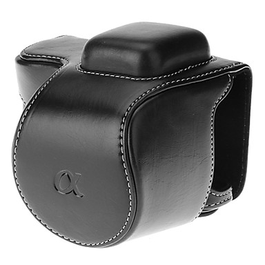 One-Shoulder Bag Waterproof Dust Proof PU Leather