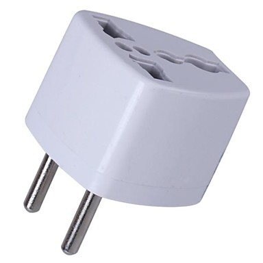 Multifuncțional de înaltă calitate universal UE Travel AC Power Adapter Plug (250V, 10A)