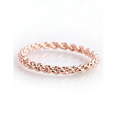 Women's Gold Plated Statement Ring - Fashion Ring For Wedding / Party / Casual