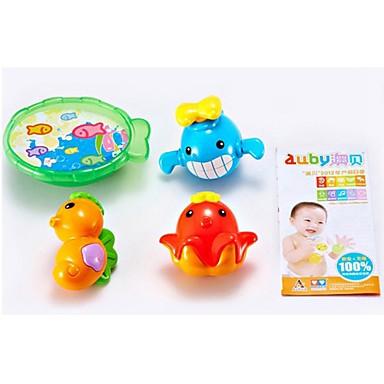 voordelige water Speeltjes-3 stuks Mini Fantastic Zee Dieren Bad Toy Set voor baby's