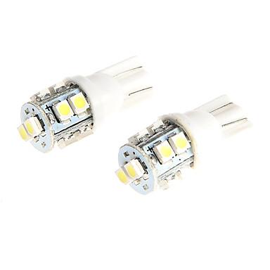 LED-ul 10 1210 SMD bec de culoare pentru motociclete 2PCs