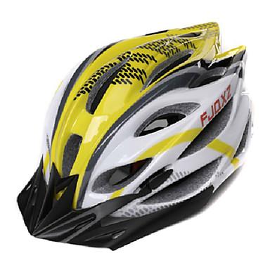 FJQXZ Pánské Dámské Unisex Jezdit na kole Helma 22 Větrací otvory Cyklistika Horská cyklistika Silniční cyklistika Rekreační cyklistika