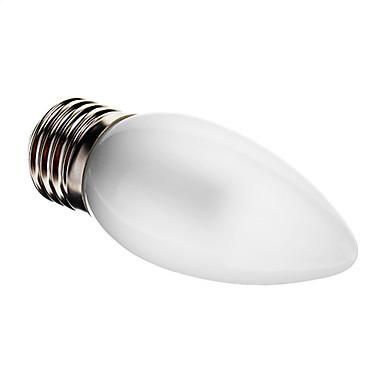 2.5W 90-100 lm E26/E27 LED Kerzen-Glühbirnen C35 25 Leds SMD 3014 Dekorativ Warmes Weiß Wechselstrom 220-240V