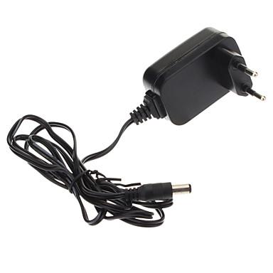 AC 100-240V Netzteil Adapter Schalt 5.5mm/2.1mm 5VDC 2Amp 2000mA (schwarz, 1,2 M)