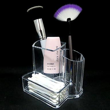 Conservazione Cosmetici Trucco 1 Pcs Acrilico Altro Classico Quotidiano Cosmetico Prodotti Per Toelettatura #01281416 Durevole In Uso