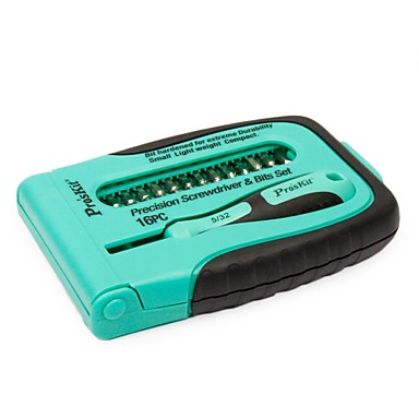 Pro'sKit SD-9804  15 IN 1 Precision Electronic Screwdriver Set