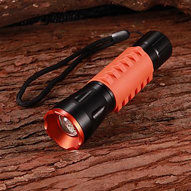 LED Taschenlampen / Hand Taschenlampen LED 270lm 3 Beleuchtungsmodus Multifunktion