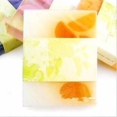 Handmade природных мыло - (Sweet Orange Аромат)