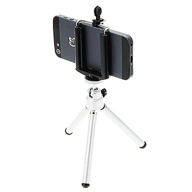 Kunststoff 121mm Ausschnitte Mobiltelefone Digital Kamera Stativ