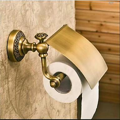 Držač toaletnog papira Visoka kvaliteta Starinski mesing 1 kom. - Hotel kupka