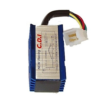 High Performance Karten-Paket 5 Pin Racing Zündung CDI-Box für 49-125cc Dirt Pit Pocket Bike ATV