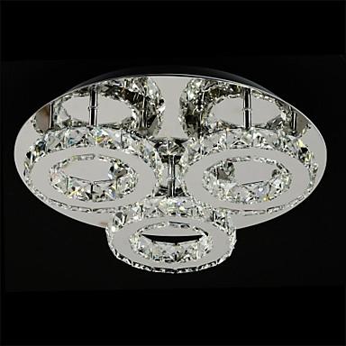 SL® Skyllmonteringslys Omgivelseslys Krom Metall LED 110-120V / 220-240V