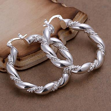 cercei brățară spirală pentru femei drăguț stil clasic feminin