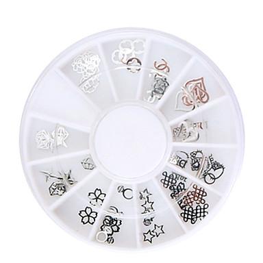 1 Nehtové šperky Ostatní dekorace Abstraktní Módní Vysoká kvalita Denní