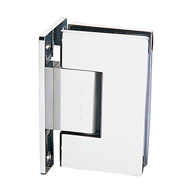 Reset flexibil din oțel inoxidabil de mână de lustruire (Mirror / Matt) Pentru fara rama ușii balama
