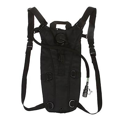 Cyklistická taška 3LCyklistika Backpack Lahev na vodu a hydratační balíček Všitá taška na konvici / lahev Včetně vody močového měchýře