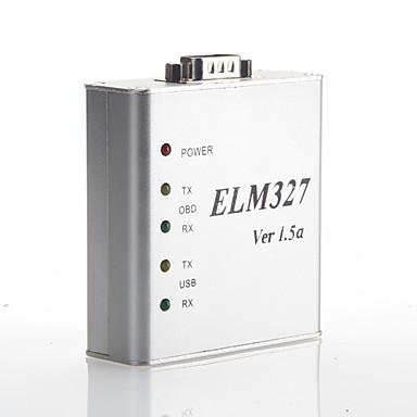 mini v1.5a ELM327 OBD2 / OBDII can-bus usb auto bil scanner diagnostiskt verktyg
