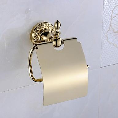 Suport Hârtie Toaletă / Ti-PVD Antichizat